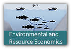 Das Bild dient als optisches Element und verlinkt auf den Navigationspunkt Environmental and Resource Economics