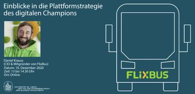 Titelbild des Vortrags zu Plattformstrategien